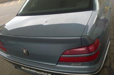 Peugeot 406 2008 model Blue for sale