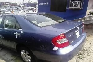 2004 Toyota Camry for sale in Lagos