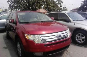 From FORD Edge 2010 red for sale