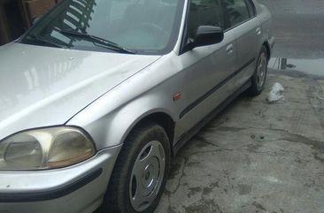 Honda Civic 1998 Bright Silver For Sale