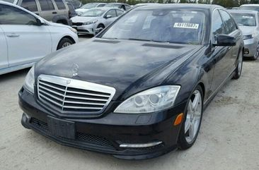 Mercedes Benz S 550 2010 for sale