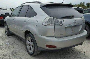 Lexus Rx330 2008 silver for sale