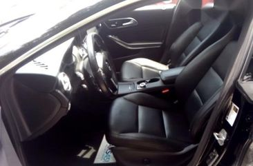Mercedes Benz CLA 250 2014 Black for sale
