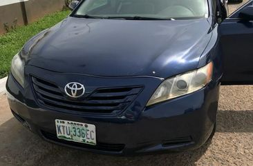 Used Toyota Camry 2008 Blue for sale