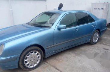 Mercedes Benz E200 2002 Blue for sale