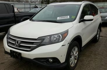 Honda CRV 2013 White Edition for sale