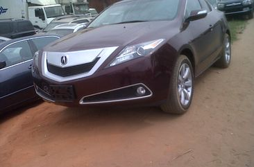 Tokumbo 2010 Model Acura Zdx Red For Sale