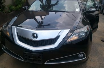 2012 Acura ZDX Black For sale