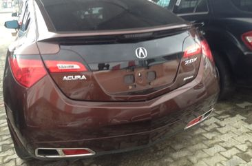 Registered 2010 Acura ZDX Brown for sale