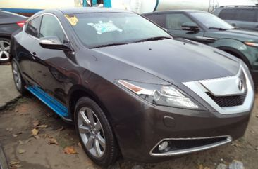Clean Tokunbo 2010 Acura ZDX Grey For Sale