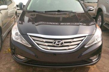Hyundai Sonata 2012 model Black for sale