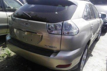 Lexus RX 2005 Automatic Petrol ₦3,600,000 for sale