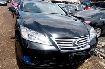 Lexus ES 2011 Petrol Automatic Black for sale