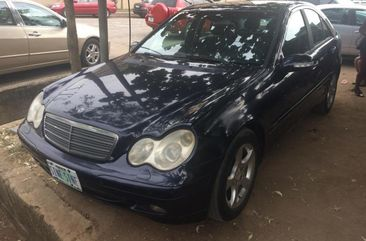 Mercedes-Benz C200 2003 Automatic Petrol ₦1,150,000 for sale