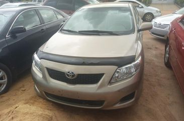 2010 Toyota Corolla for sale in Lagos