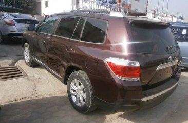 2012 Toyota Highlander For Sale >> 2012 Toyota Highlander For Sale In Lagos