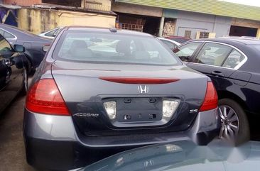 Honda Accord 2007 Gray for sale