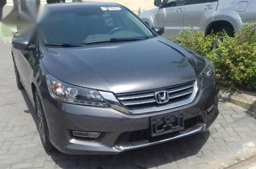 Honda Accord 2015 Gray for sale