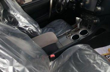 Tokunbo Toyota Highlander 2010 Black for sale