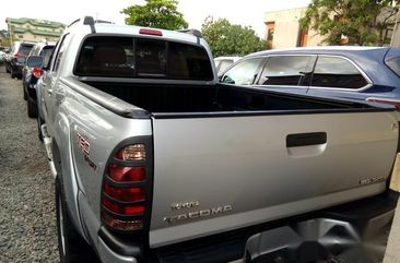 Toyota Tacoma 2005 Silver for sale