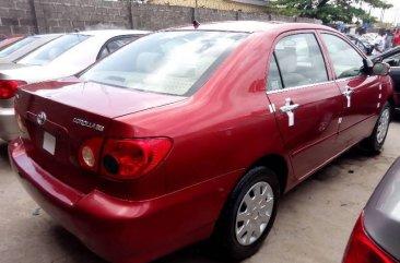2008 Toyota Corolla Petrol Automatic FOR SALE