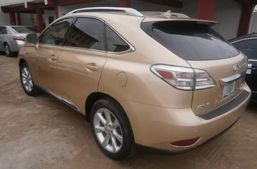 Lexus RX 2010 ₦5,850,000 for sale