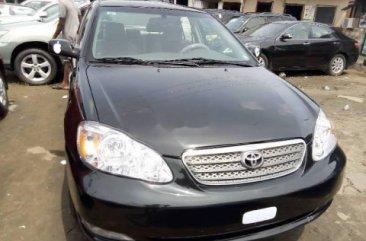 Toyota Corolla 2006 model
