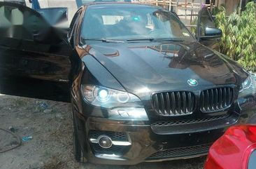 BMW X6 2012 Black for sale