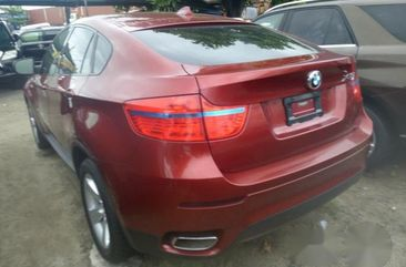 BMW X6 2013 Red for sale