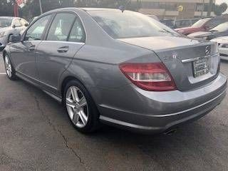 Mercedes Benz C300 2012 Grey For Sale