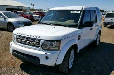 Land Rover Defender 2013 White for sale