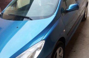 Clean Peugeot 307 2005 Blue for sale