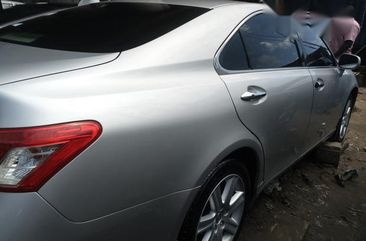 Clean Lexus ES350 2008 Silver for sale