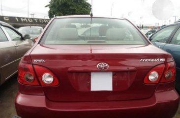 2004 Toyota corolla for sale in Nigeria