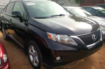 Clean Lexus RX350 Black