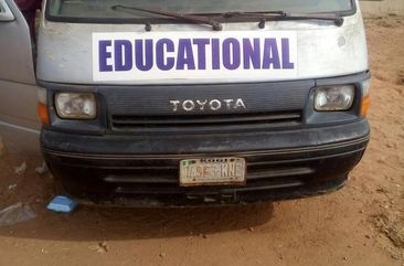 Toyota HiAce 1994 Silver for sale