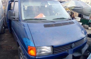 Tokunbo Volkswagen Transporter 2003 Blue for sale