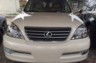 Lexus GX for sale in Nigeria