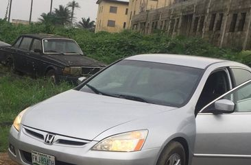 Nigerian used 2006 Honda Accord Sedan