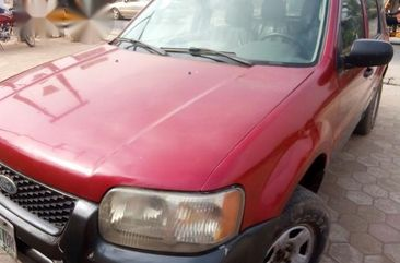 Hot Sale Ford Escape 2003 Red for sale