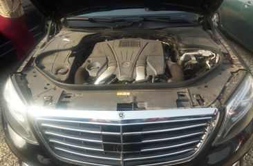 Extremely Clean Mercedes-Benz S550 Black for sale