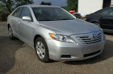 Very sharp Toyota Camry 2007 Silver for sale