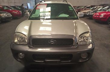 Hyundai Santa Fe 2002 Silver For Sale
