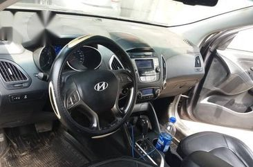 Hyundai ix35 2012 Gray for sale