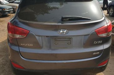 Hyundai Ix 35 2011 Gray for sale