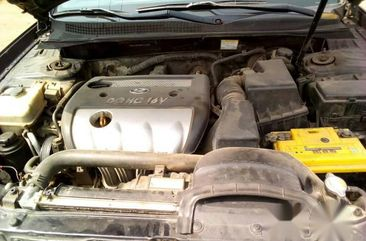 Clean Hyundai Sonata 2006 Black for sale