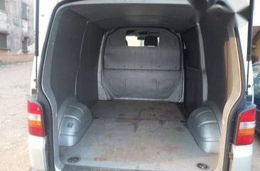 Clean Volkswagen Transporter 2005 Silver for sale