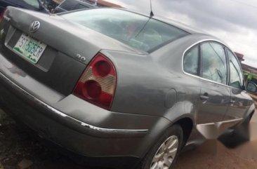 Volkswagen Passat 2004 Gray for sale