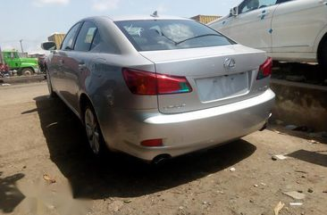 Lexus IS 250 2010 Silver for sale