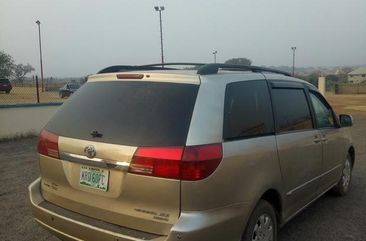 Clean Toyota Sienna 2005 Silver For Sale